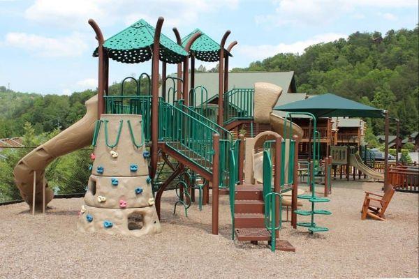 Playground at Westgate Smoky Mountain Resort