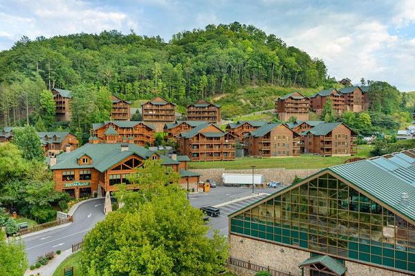 Westgate Smoky Mountain Villas and Entrance