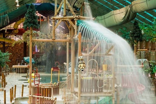 Wild Bear Falls Gatlinburg Tn Indoor Water Park