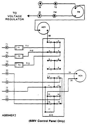 Voltmeter Selector Switch Wiring Diagram Wiring Schematic Diagram