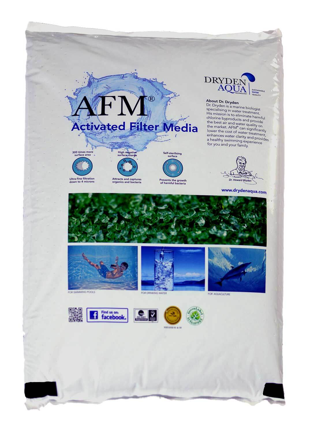 Pool Filteranlage Ohne Sand Afm Unique Bio Resistant Activated Filter Media Waterth