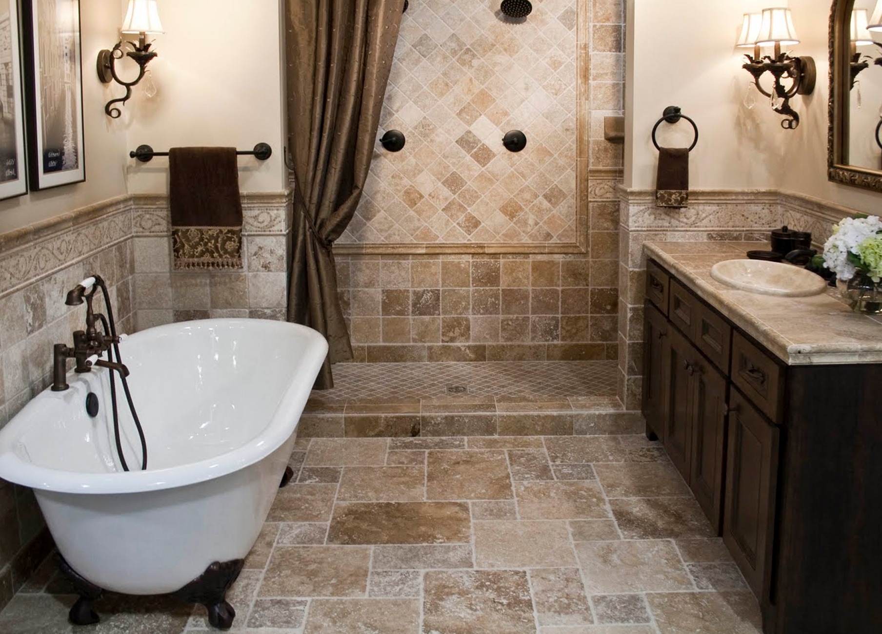 Bathroom Remodeling Options Waterview Roofing Construction Company