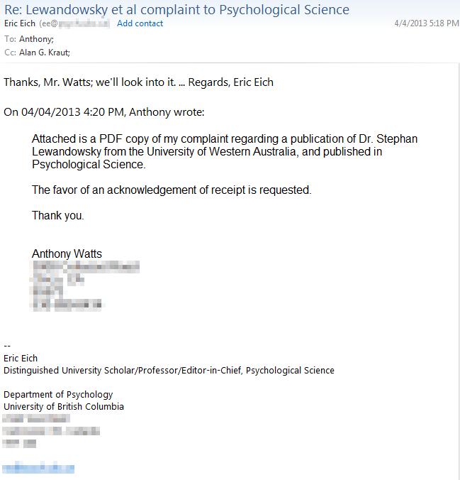Respond To A Complaint Sample Letter Letterspro My Complaint Letter Regarding The Lewandowsky Affair
