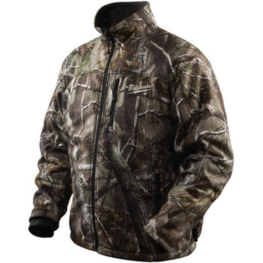 M12 Heated Jacket Milwaukee 2342 Xl M12 Cordless Camo Heated Jacket X Large