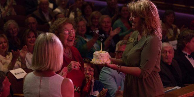 'Ferocious optimism': Chancellor Emerita Fran Kinne's life celebrated at 99th birthday party