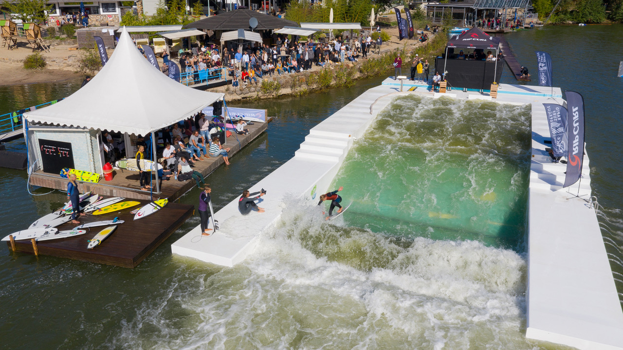 Pool Garten Langenfeld The Eisbach River Wave And Its Influence On Wave Pool Thought And