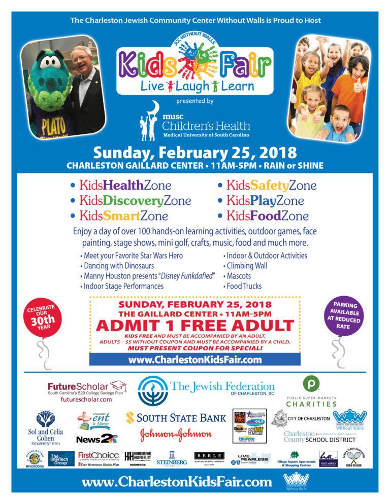 Kids Fair Coupon Flyer - 1017 Chuck FM1017 Chuck FM