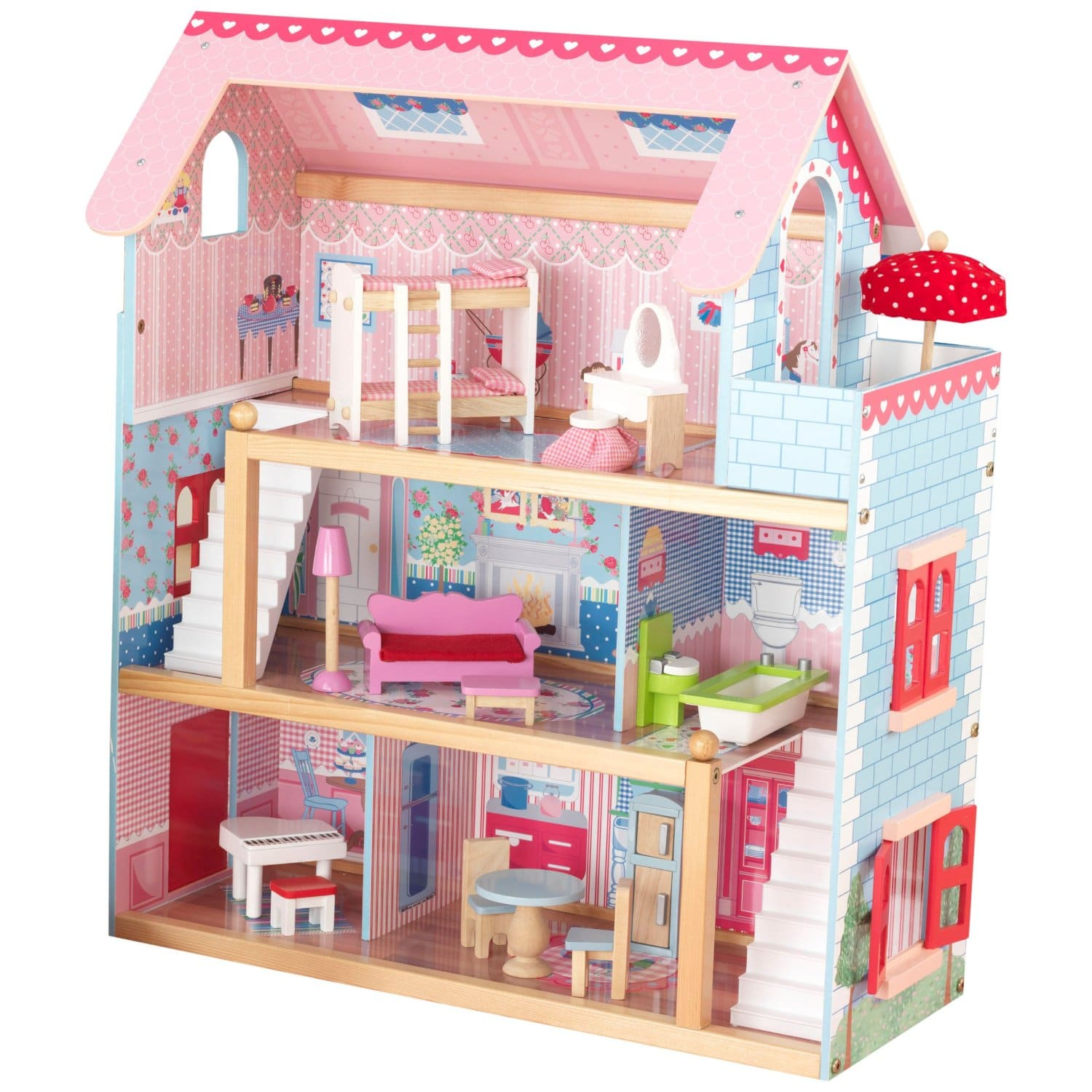 The Dolls House Perfect Diy Doll House