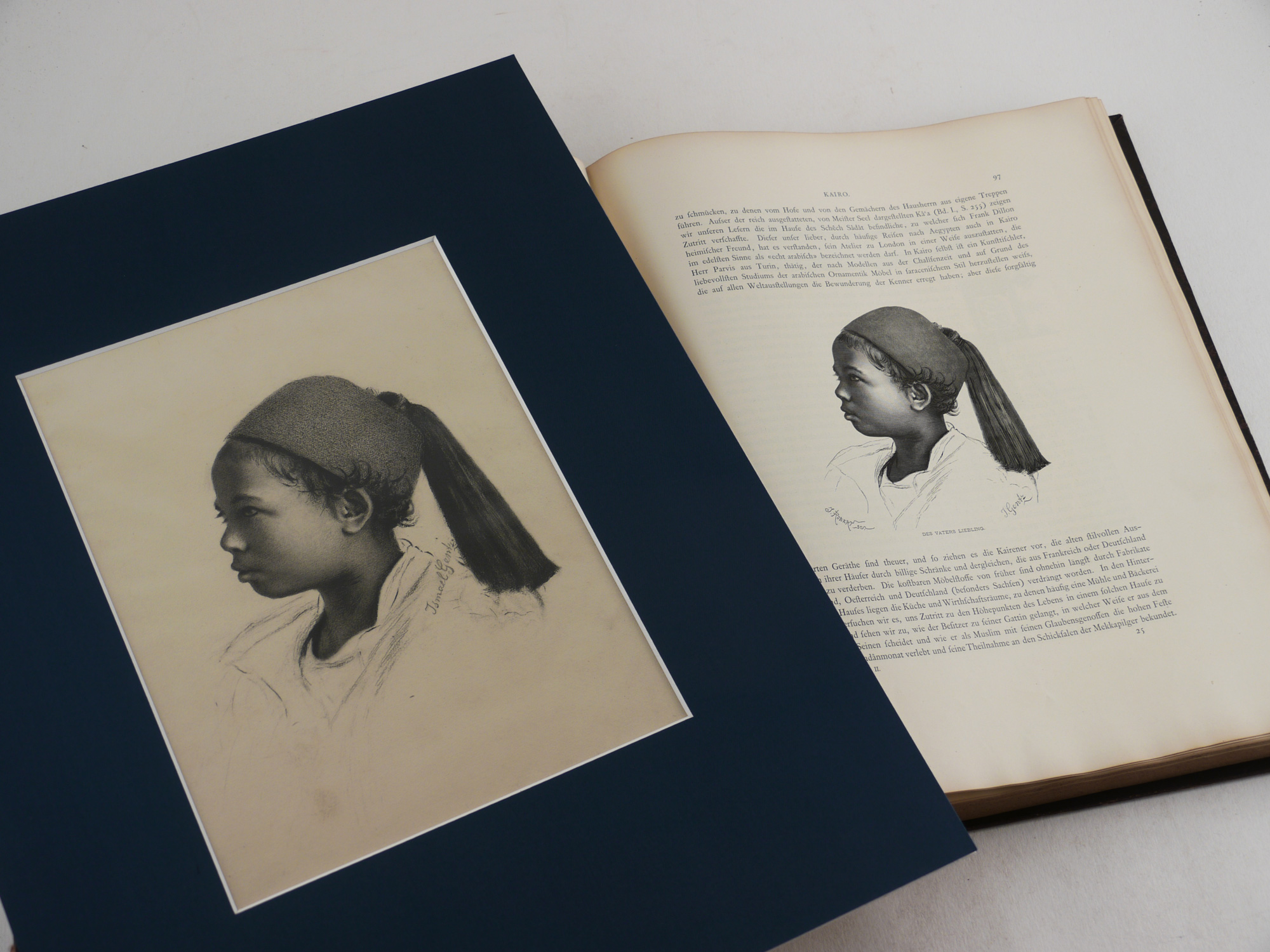 Was Ist Ein Bd Collection Of Nine Original Drawings By Wilhelm And Ismael Gentz Leopold Mueller And Charles Welsch Used As Prototypes For Illustrations In Georg