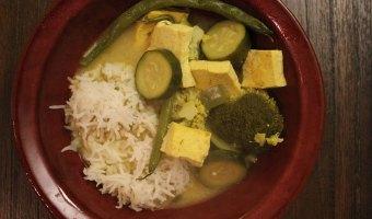 Mean Green Curry (Marimba) Machine