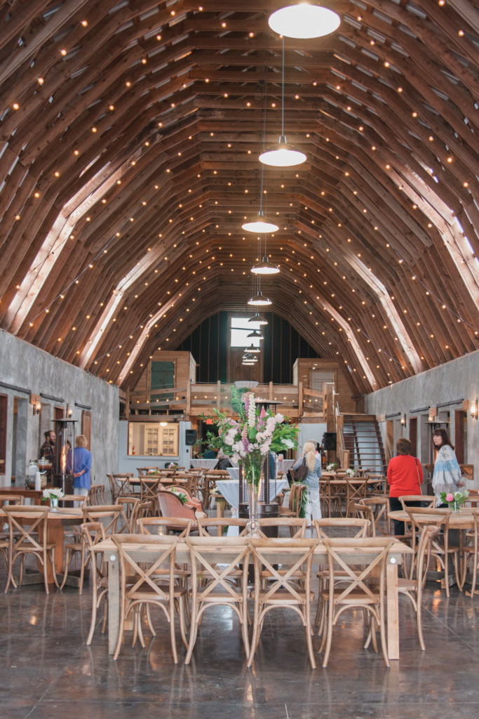 Overlook Barn NC Wedding Venue