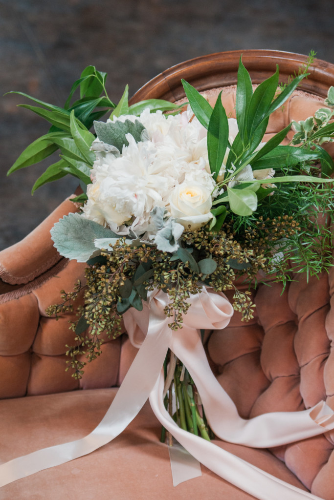 Overlook Barn NC Wedding Venue - Wedding Bouquet
