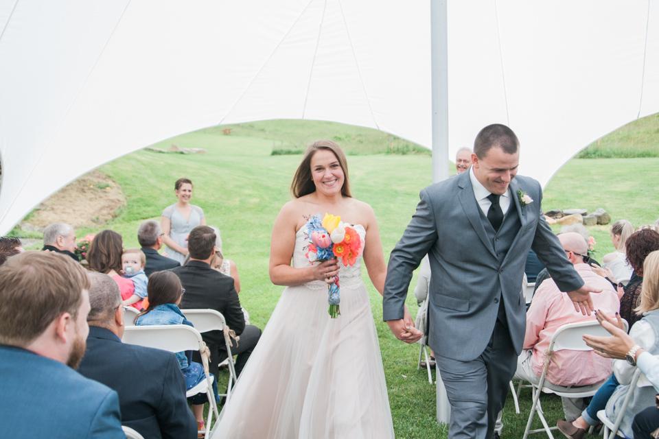 White Fence Farm Wedding Ceremony