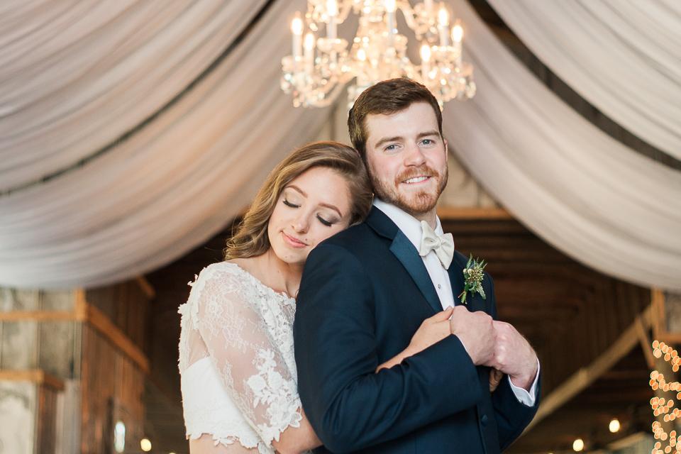 Elegant Barn Wedding Inspiration