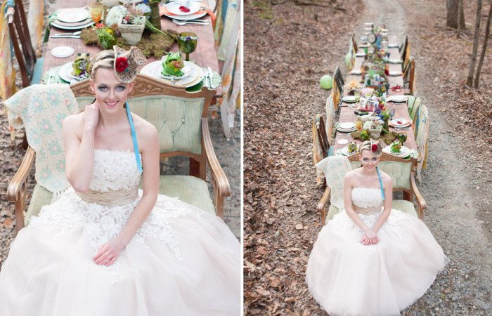 Behind-the-Scenes: Adventures in a Wooded Wonderland | Boone, NC Photographer
