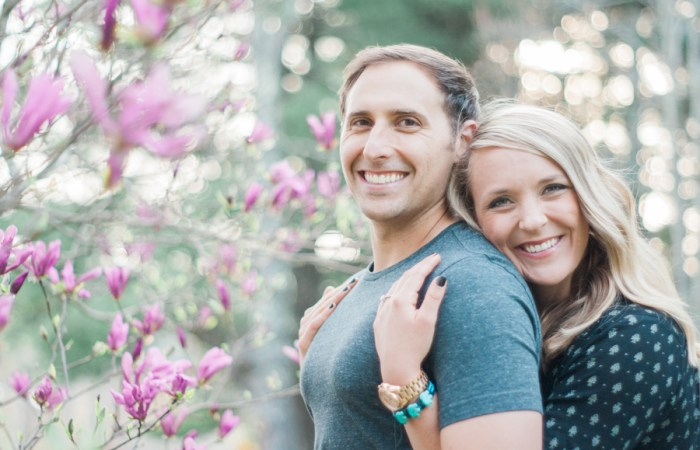 Abby + Cameron's Mountain Engagement Photography Adventure by Boone NC Photographer Wayfaring Wanderer