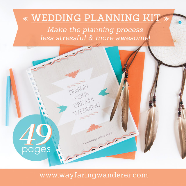 Wedding Planning Workbook - Planning Checklist