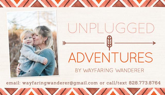 Uplugged Adventures: Fall + Holiday Family Photos | Boone NC Photographer