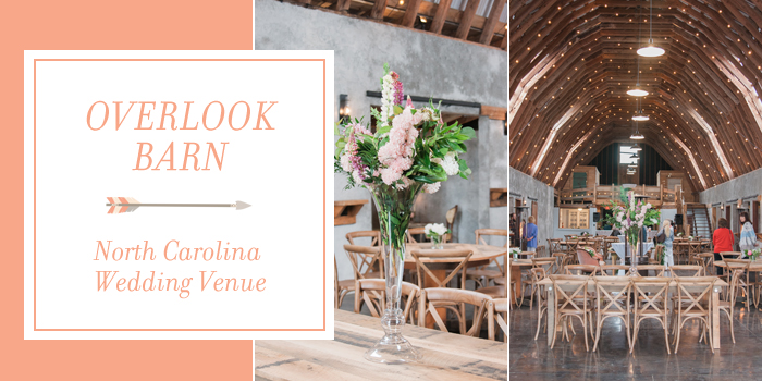 Overlook Barn Grand Opening: A New NC Wedding Venue