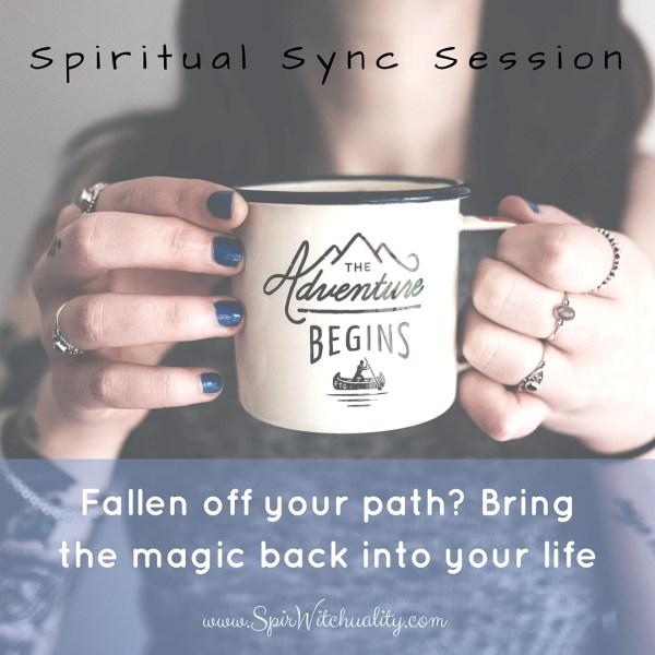 Spiritual Sync Sessions w/ Dacia Dyer
