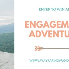 Engagement Photo Adventure Giveaway