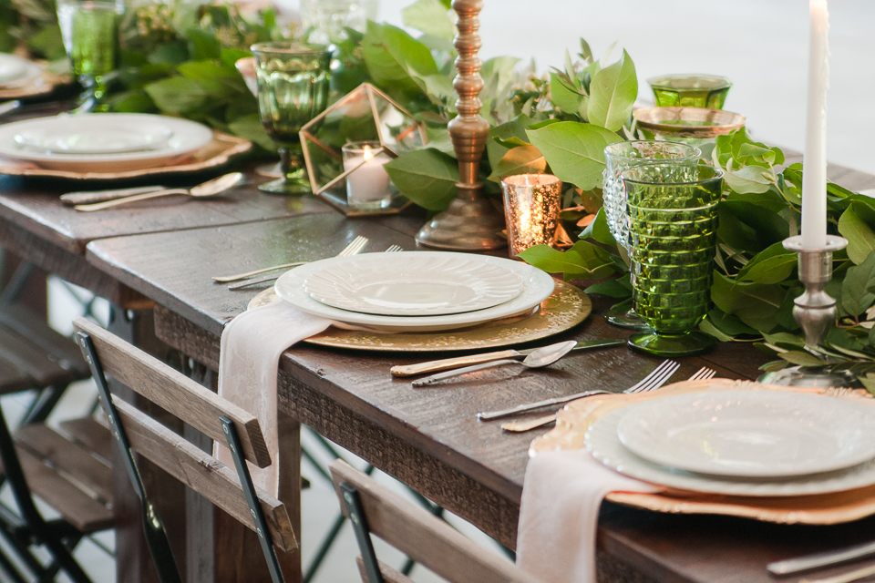Greenery Wedding Decoration ideas