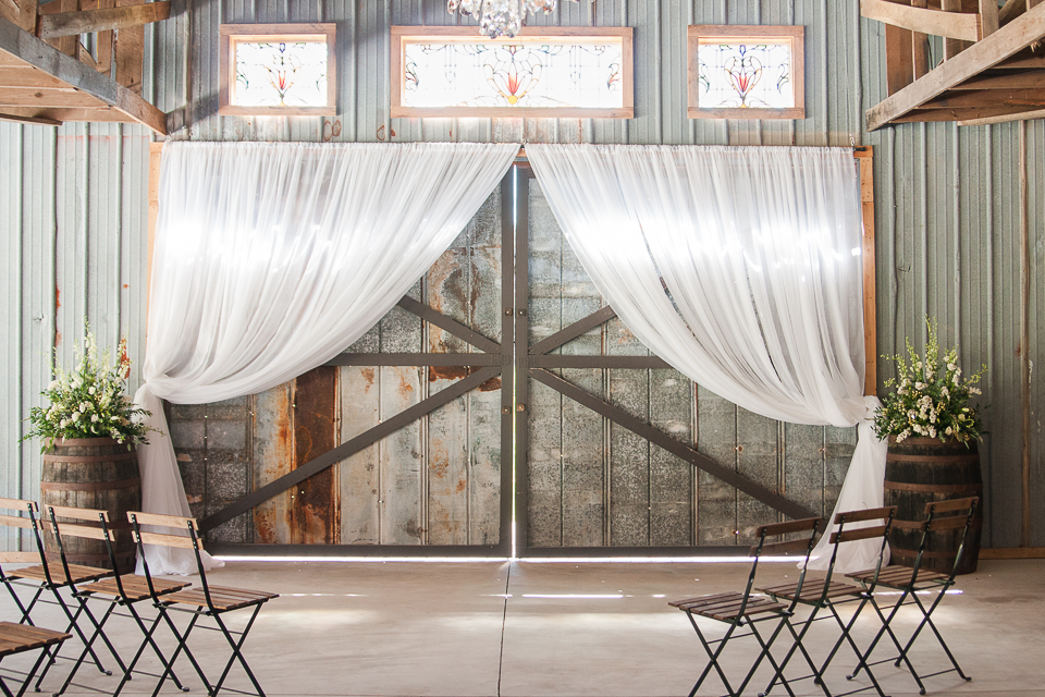 Fussell Farm NC Wedding Venue