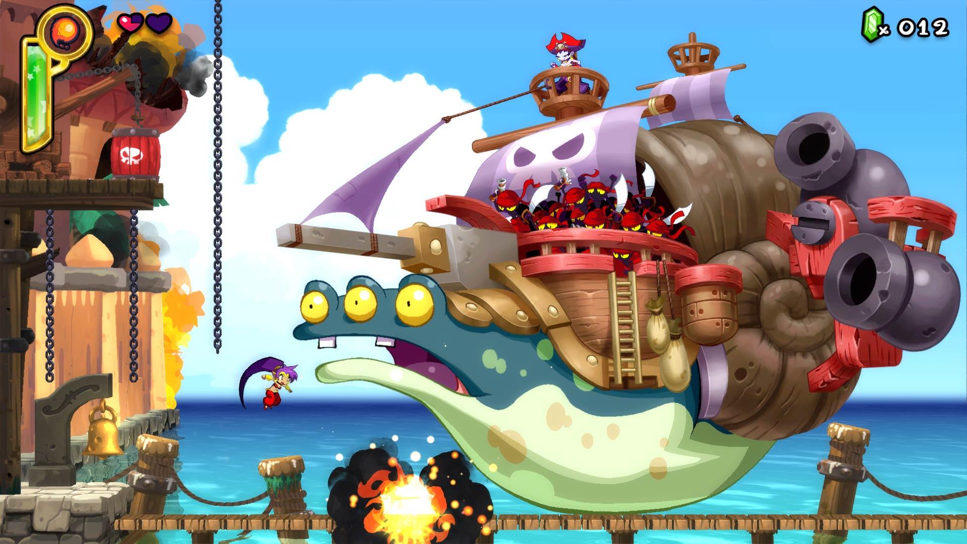Shantae Half Genie Hero Wayforward