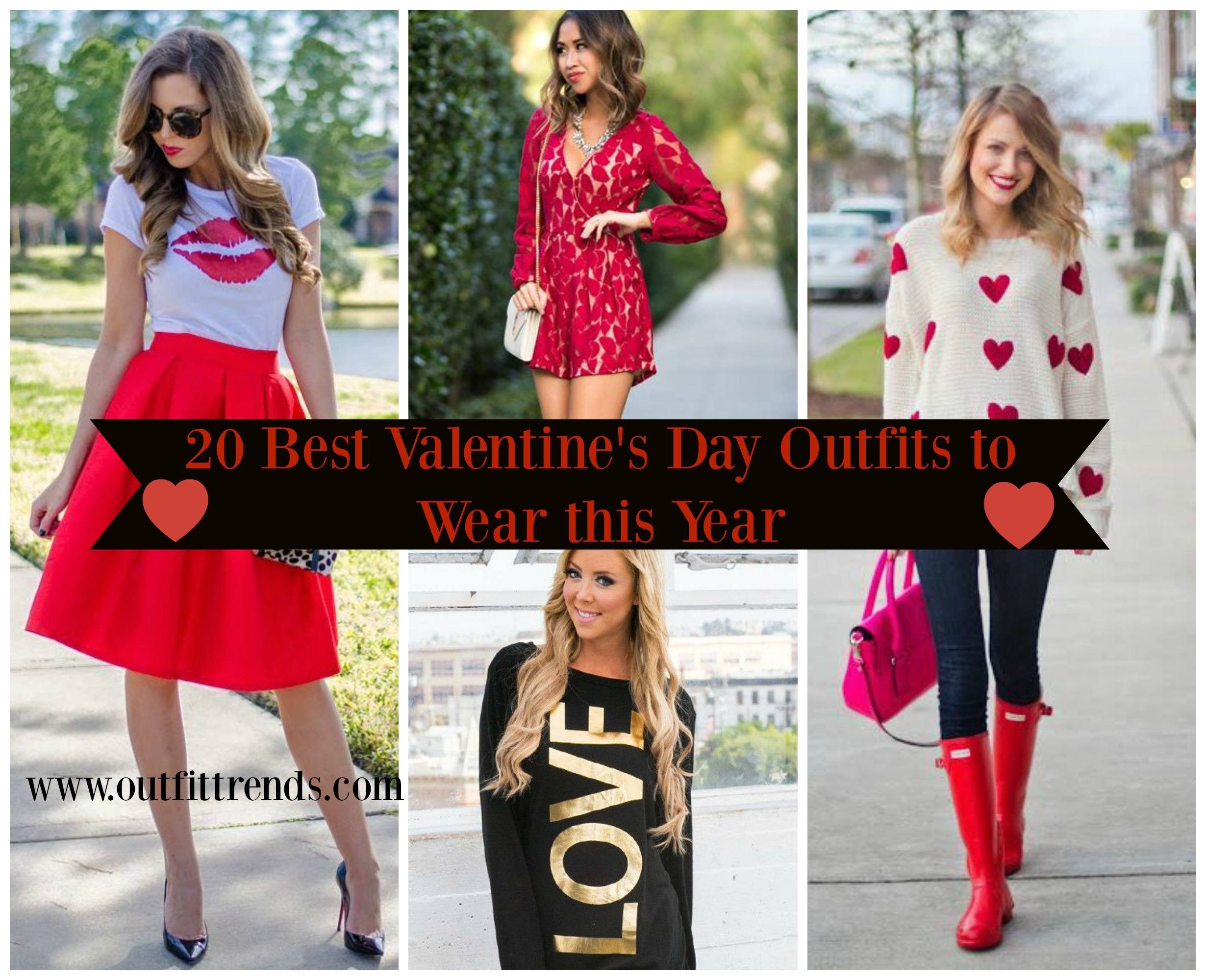 Outfits 2017 Top 20 Amazing Outfits Ideas For Valentine S Day 2017 Cheap