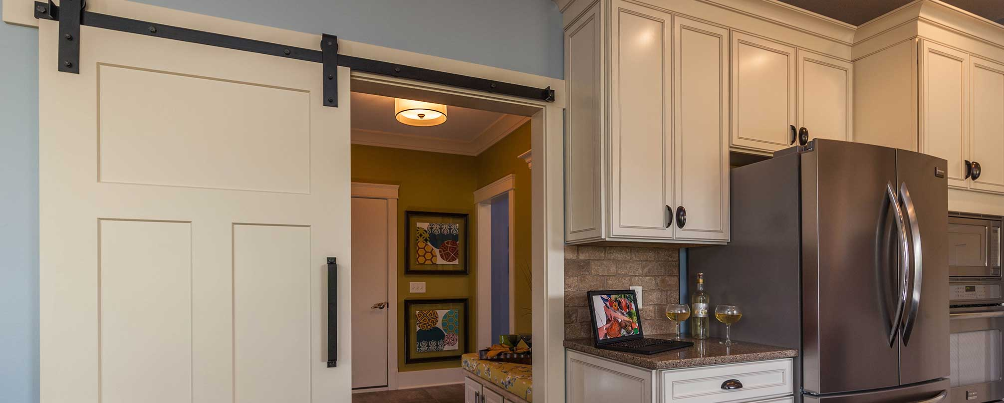 Kitchen Open Door Design These Doors Are Always Open Door Trends For Your Home Wayne Homes