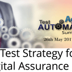 Agile Test Strategy in Digital Assurance