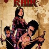 Ninja Rain Cover