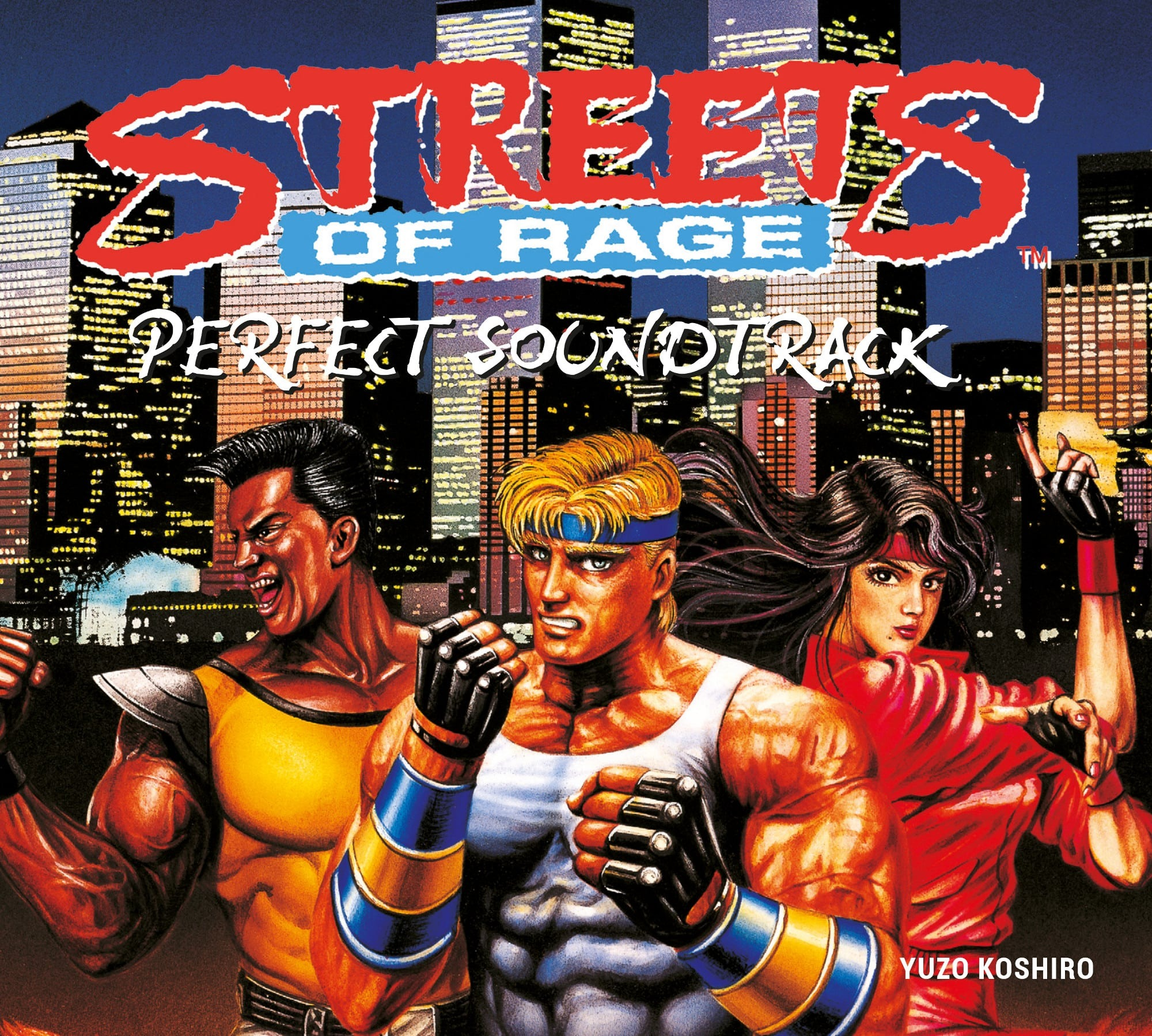 Picture Perfect Streets Of Rage Perfect Soundtrack Yuzo Koshiro