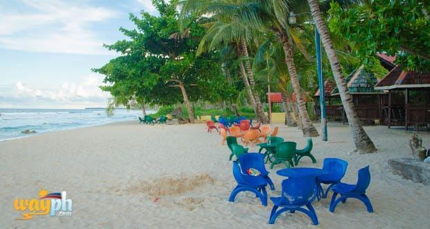 Davao Beaches: Botona, Dahican, Mati City, Davao