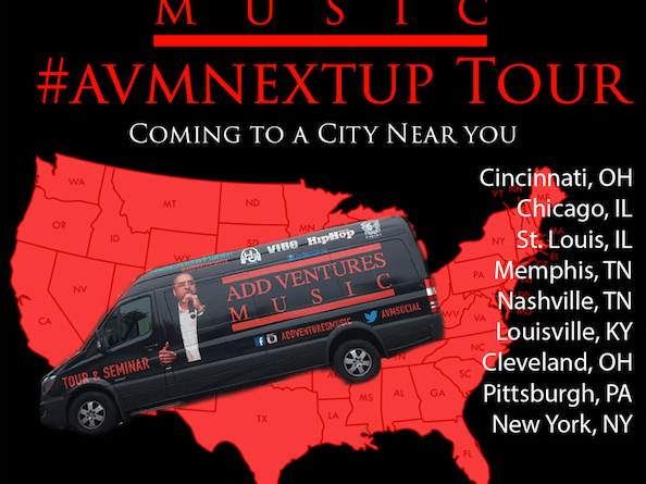 Murder Inc Co-Founder @Chris_Gotti187 Takes ADD Ventures Music Tour To Midwest