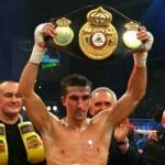 Vyacheslav Sechenko - WBA WELTERWEIGHT WORLD CHAMPION
