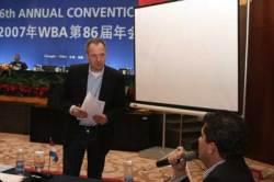 86th ANNUAL CONVENTION Chengdu, China