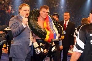 International Boxing Gala: Alexander Povetkin v Marco Huck - WBA World Championship Fight