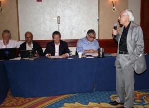 Gilberto Mendoza - WBA Directorate meeting took off in Miami