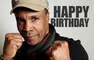 WBA congratulates Sugar Ray Leonard on his 56 birthday