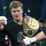 Alexander Povetkin WBA Champion
