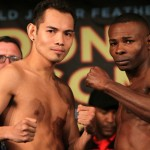 FLASH- Rigondeaux vs Donaire Weigh-In