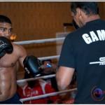 Photos- Yuriokis Gamboa Putting in Work For Perez