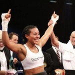 Cecilia Braehkus is still the Welterweight Queen of the WBA