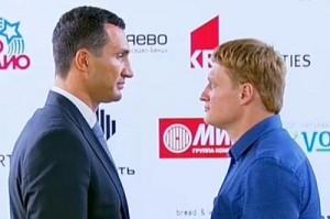 Wladimir Klitschko - Alexander Povetkin Face to Face