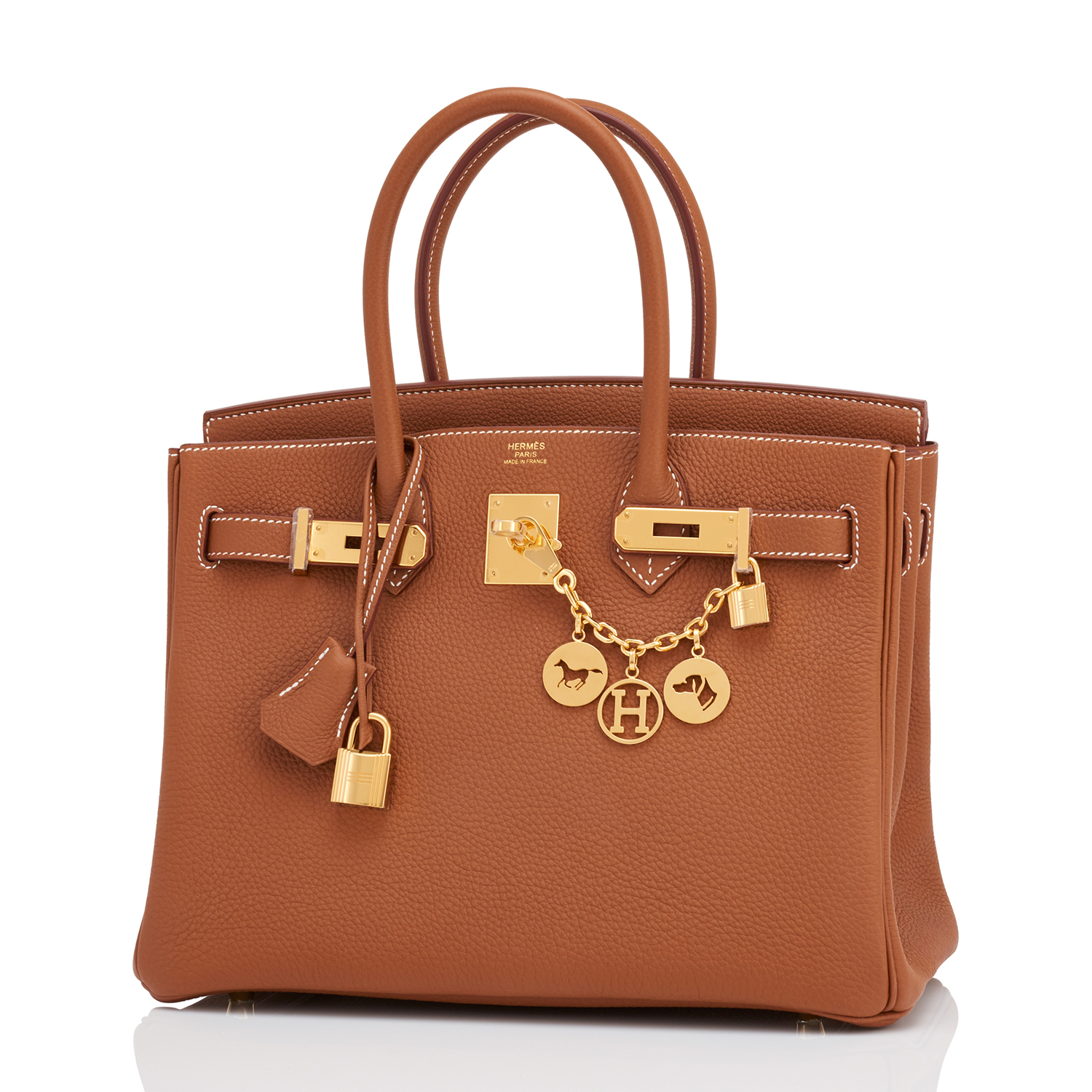 30cm Hermes Birkin Bag 30cm Gold Togo Gold Hardware World 39s Best