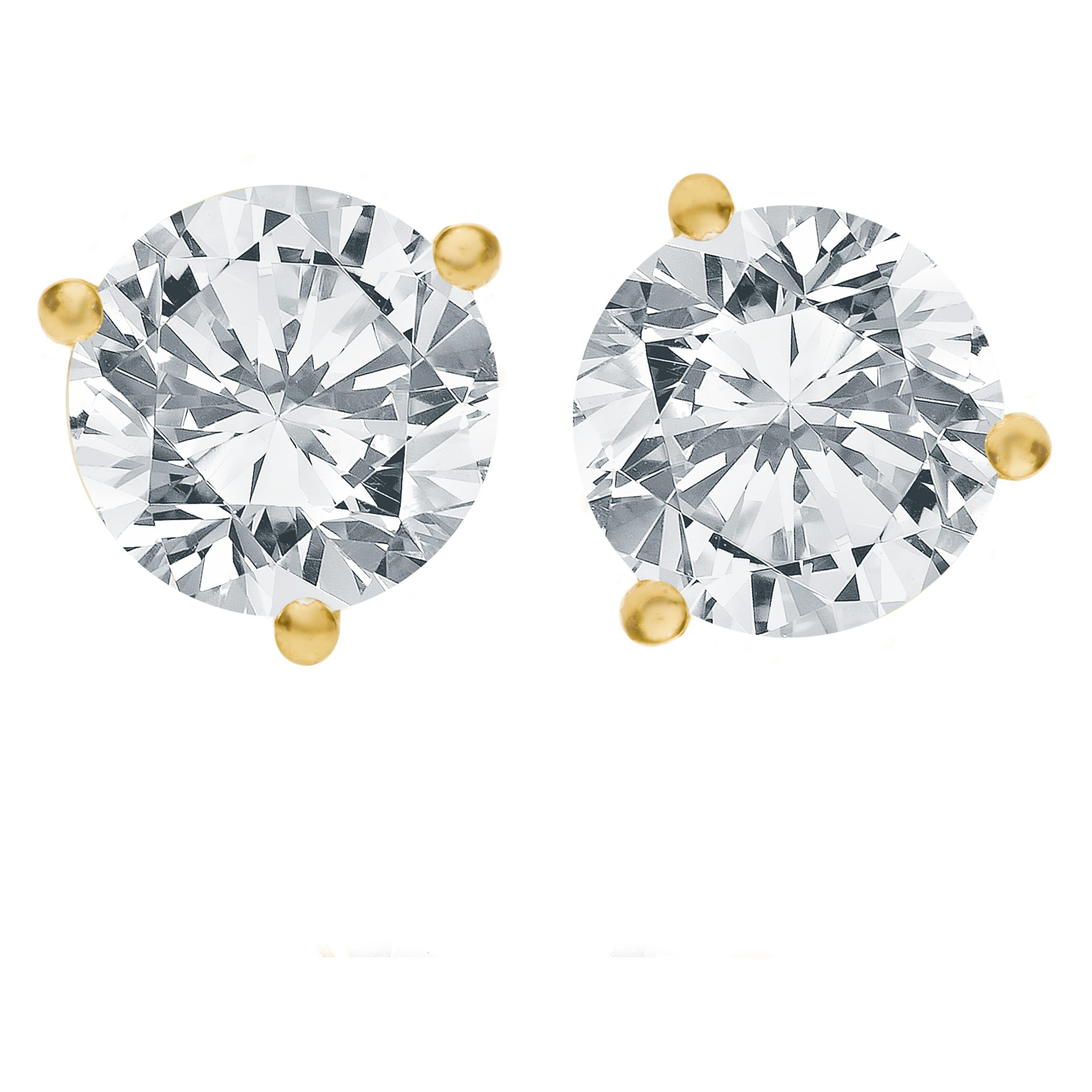 Magnificent Gia Certified Round Diamonds Studs H Color Clarity Jcolor Gia Certified Round Diamonds Studs H Color Clarity J Color Diamond Yellow G J Color Diamond G wedding diamonds J Color Diamond
