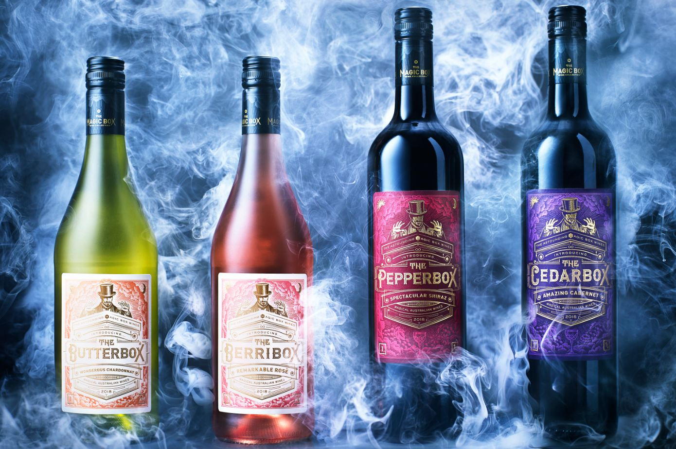Wine Online Australia Casella Casts A Spell On Millennials With A Little Bit Of Magic
