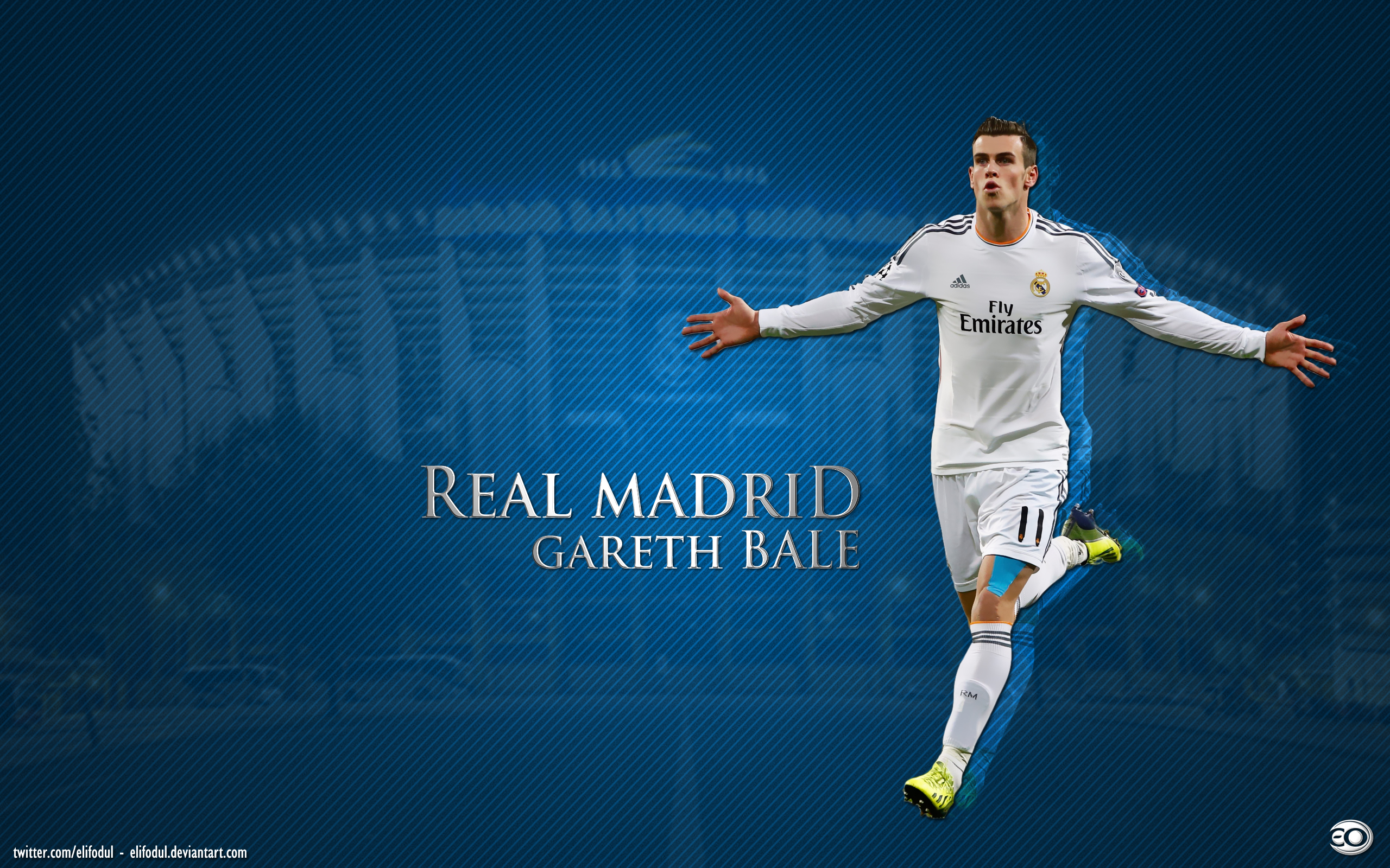 Ronaldo Hd Wallpapers Football Gareth Bale Wallpaper