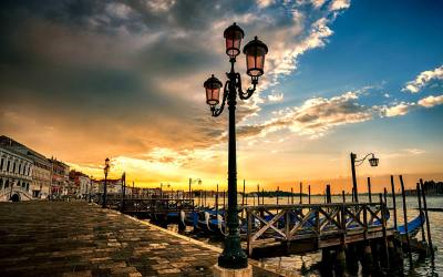 Venice Wallpaper Collection